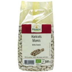 HARICOTS BLANCS 500G PRIMEAL