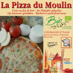 PIZZA 4 FROMAGES D\'ITALIE