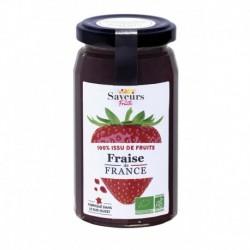 PREPARATION FRUITS FRAISE DE FRANCE 240G