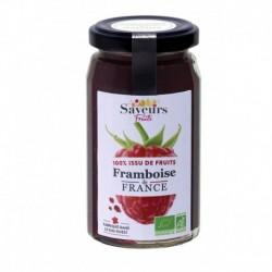 PREPARATION FRUITS FRAMBOISE DE FRANCE 240G
