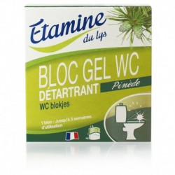 BLOC GEL WC 50ML AVEC SUPPORT*