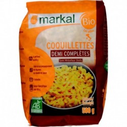 COQUILLETTE 1/2 COMPLETE 500G