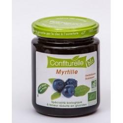 CONFITURE SS MYRTILLES 290G CONFIT PROVENCE