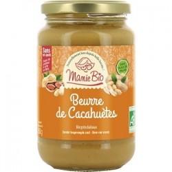BEURRE DE CACAHUETES 100% 350G