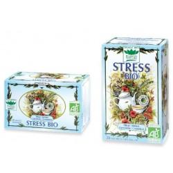 TISANE STRESS BIO 26G ROMON