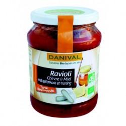 RAVIOLIS CHEVRE MIEL 670G
