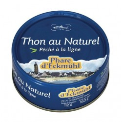 THON ALBACORE* NATURE LOT 2X80G