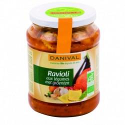 RAVIOLIS LEGUMES 670G