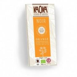 CHOCOLAT NOIR ORANGE 55%/CAC.100G EQUITABLE
