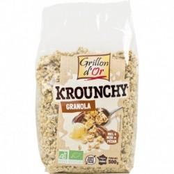 KROUNCHY GRANOLA 500G