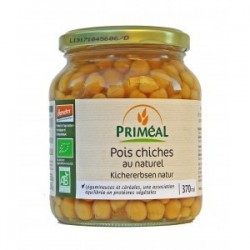 POIS CHICHES NATUREL 370ml