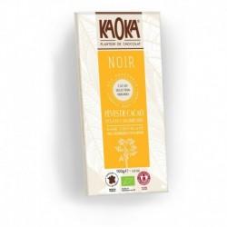 S.CHOCOLAT NOIR ECLAT FEVES 61% CACAO 100G EQUITABLE