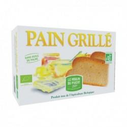 PAIN GRILLE 250G SANS HUILE DE PALME BIO