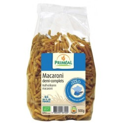 MACARONI 1/2 COMPLET 500G FILIERE FRANCE