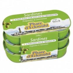 SARDINES* H.OLIVE 3X 55G