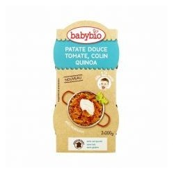 BABYBIO BOL PAT DOUCE-COLIN