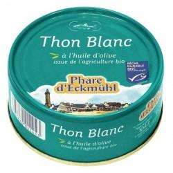 THON BLANC GERMON* 160G HUILE OLIVE