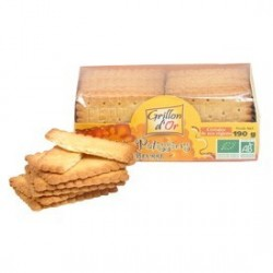 PETITS PATISSIERS 190G PUR BEURRE