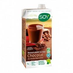 BOISSON SOJA CHOCOLAT 1L SOY