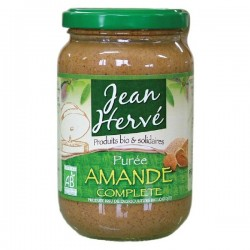 PUREE AMANDE COMPLETE 350G
