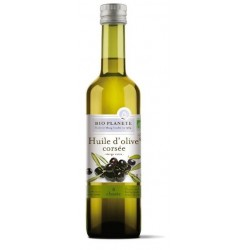 """HUILE OLIVE VIERGE EXTRA \""""CORSEE\"""" 50CL"""