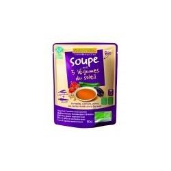 SOUPE 5 LEGUMES SOLEIL 50CL DOYPACK