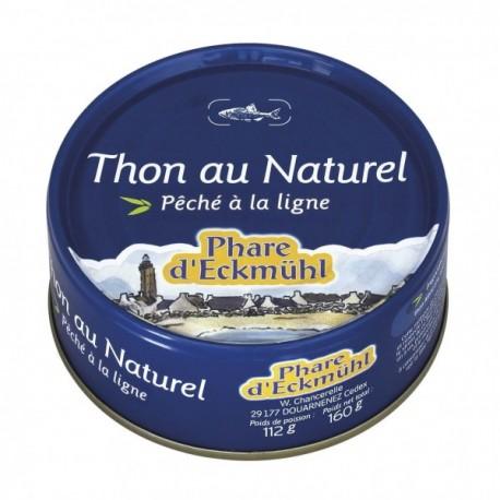 THON ALBACORE* NATURE 160G