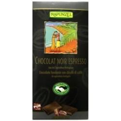 CHOCOLAT NOIR EXPRESSO 80G ECLAT/CAFE