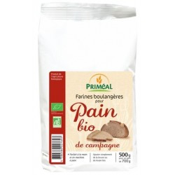 MIX FARINE 500G PAIN CAMPAGNE