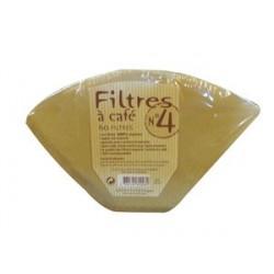 FILTRES CAFE N4 PAR 60*
