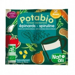 POTABIO EPINARDS SPIRULINE