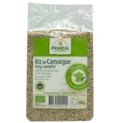 RIZ CAMARGUE LONG COMPLET 500G IGP BIO SOLIDAIRE