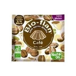 BIOFLAN CAFE 10G SANS SUCRE AJOUTES