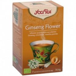 A.YOGI TEA GINSENG 17 SACHETS