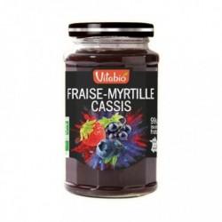 DELICE FRAISE MYRTILLE CASSIS 290G