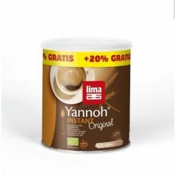 YANNOH INSTANT 125G  20% GRATUIT