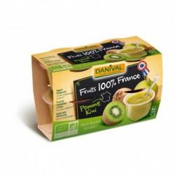 QUADRETTE POM-KIWI 100% FRANCE 4X100G SSUC